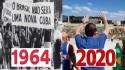 1964 e 2020...