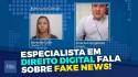Segundo ordenamento jurídico brasileiro, crime de fake news não existe, diz advogado especialista em Direito Digital (Veja o vídeo)