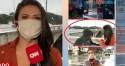Repórter da CNN é assaltada durante transmissão ao vivo (veja o vídeo)