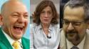 Que fase de Miriam Leitão: Perde ação para Hang e toma invertida desmoralizante de Weintraub