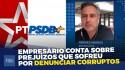 A briga entre PT e PSDB e a palavra do homem que fez a denúncia que deu início a Lava Jato (veja o vídeo)