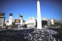 Argentinos na rua se deparam com a cruel realidade anunciada (veja o vídeo)