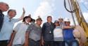 Bolsonaro entrega água potável e internet gratuita ao sertão potiguar (veja o vídeo)