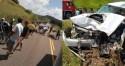 Carro de vereador, em alta velocidade, ultrapassa em local proibido e mata motociclistas (veja o vídeo)