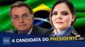 """Coronel Fernanda, a """"senadora"""" de Bolsonaro: """"Eles são obrigados a reconhecer que o presidente estava certo"""" (veja o vídeo)"""