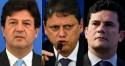 """A lição de Tarcísio aos 'ingratos': """"Quem eu era antes de Bolsonaro? Ninguém!"""" (veja o vídeo)"""