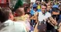AO VIVO: Novamente no Ceará, Bolsonaro é recebido com grande festa pela população (veja o vídeo)