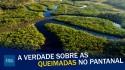 Bomba! A verdade sobre as queimadas no Pantanal: A palavra de quem conhece e vive na região (veja o vídeo)