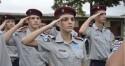 Escolas cívico-militares: Aprendizado em sala de aula que reflete em casa e na rua (veja o vídeo)
