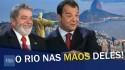 Candidatos de Lula e Cabral a um passo de vencer no Rio, alerta analista político (veja o vídeo)
