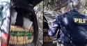 PRF causa prejuízo de mais de R$ 7 milhões ao narcotráfico (veja o vídeo)
