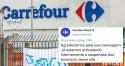 """Carrefour, que apoiou o """"linchamento virtual"""", agora é vítima do seu próprio veneno (veja o vídeo)"""