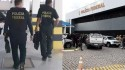 PF desarticula organização criminosa que atuava em assaltos a bancos, carros-fortes e Correios