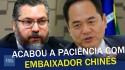 Um recado para a China: a soberania do Brasil deve ser respeitada (veja o vídeo)