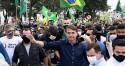 Bolsonaro lidera ranking de popularidade digital, diz pesquisa