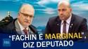 """""""Fachin, Alexandre de Moraes e Gilmar Mendes são totalmente intragáveis"""", afirma deputado (veja o vídeo)"""