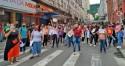 """Juiz de Fora também não se rende ao """"lockdown"""" e sai as ruas contra decreto que proíbe comerciantes de trabalhar (veja o vídeo)"""