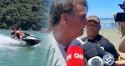 AO VIVO: Bolsonaro anda de Jet Ski, fala com a imprensa e faz a maior festa com populares (veja o vídeo)