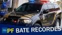 Polícia Federal bate recorde de operações e a bandidagem chora (veja o vídeo)