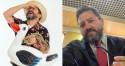 Morre o humorista e Juiz de Direito 'Epaminondas Gustavo', após complicações da Covid-19