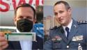 """""""Doria jamais será presidente"""", afirma capitão Derrite (veja o vídeo)"""