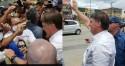 """AO VIVO: Em Sergipe, Bolsonaro """"para"""" cidade e o povo faz enorme festa (veja o vídeo)"""