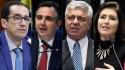A corrida pela presidência do Senado. Conheça os candidatos (veja o vídeo)