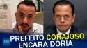 """""""Não considero mais Doria governador, ele perdeu a moral"""", afirma prefeito de Mirandópolis (veja o vídeo)"""