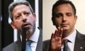 Lira e Pacheco reúnem-se com Bolsonaro e entregam carta de intenções