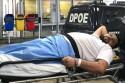 Sandra Terena, esposa do jornalista Oswaldo Eustáquio afirma que ele foi torturado antes de sofrer a queda (veja o vídeo)