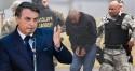 Bolsonaro pede para que novo diretor-geral da PF reabra o caso Adélio
