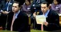 """Relembre o passado de Barroso e a defesa """"ferrenha"""" do terrorista Cesare Battisti (veja o vídeo)"""