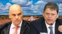 O que há por trás da decisão do ministro Alexandre de Moraes de suspender as obras da Ferrogrão? (veja o vídeo)