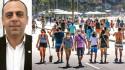 Deputado consegue liminar para liberação de praias no Rio, fim da coerção de guardas municipais contra cidadãos e fim de outras restrições