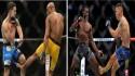 Armadilha do destino: Algoz de Anderson Silva, quebra a perna de maneira idêntica, 8 anos depois... (veja o vídeo)