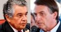 Marco Aurélio envia notícia-crime contra Bolsonaro à PGR
