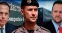 AO VIVO: Militares em ação - Coronel encara Doria e o prefeito petista de Araraquara (veja o vídeo)