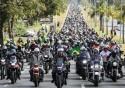 """Com o registro de seu inacreditável """"passeio"""" de moto, Bolsonaro manda recado para os seus opositores (veja o vídeo)"""