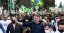 """""""Acima de todos os Poderes está a vontade popular"""", garante Bolsonaro, em discurso histórico"""