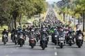 """Bolsonaro estuda participar de passeio de motos em SP e avisa: """"Deve dar 1 milhão de motos"""" (veja o vídeo)"""