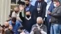 """Doria vai ao interior de SP, é recebido com protestos e prova o gosto da sua enorme """"impopularidade"""" (veja o vídeo)"""