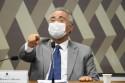 """Senador dá """"lição"""" em Renan e sugere que ele """"hipnotize"""" depoentes para """"satisfazer"""" sua narrativa (veja o vídeo)"""