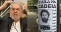 Prezado senhor condenado Lula, acho injusto chamá-lo de ladrão