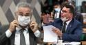 Patético, Renan pode ser arrancado de relatoria de CPI, após fugir de médicos