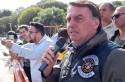 """""""No tapetão, não vão levar! Só uma coisa me tira de Brasília: é o nosso Deus"""", afirma Bolsonaro (veja o vídeo)"""