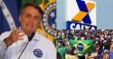 Após passagem não programada por cidadezinha do Ceará, Bolsonaro ouviu cobrança do povo e cumpriu promessa (veja o vídeo)