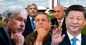 AO VIVO: Diretor da CIA se reúne com generais no Brasil / O discurso ameaçador de Xi Jinping (veja o vídeo)
