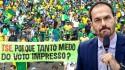 """Exclusivo: """"Através das fraudes, a esquerda tem mais chance de chegar ao poder"""", detona Eduardo Bolsonaro (veja o vídeo)"""