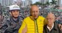 Homem de 82 anos realiza sonho de conhecer Bolsonaro e faz revelação sensacional (veja o vídeo)