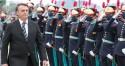 """Em discurso histórico, Bolsonaro fala a militares """"sobre dar a vida pela liberdade"""" (veja o vídeo)"""